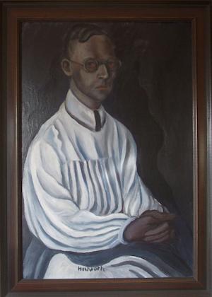 Fragen zu Reizdarm, Portrait in memoriam Dr. med. Friedrich Jünger, Vater von Dr. med. Ilse Reich