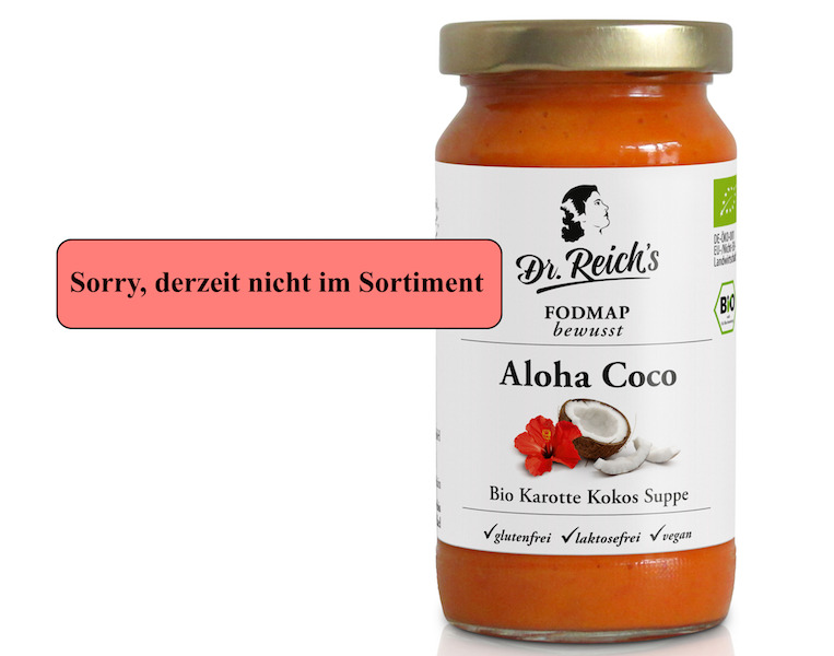 Aloha Coco derzeit nicht im Sortiment