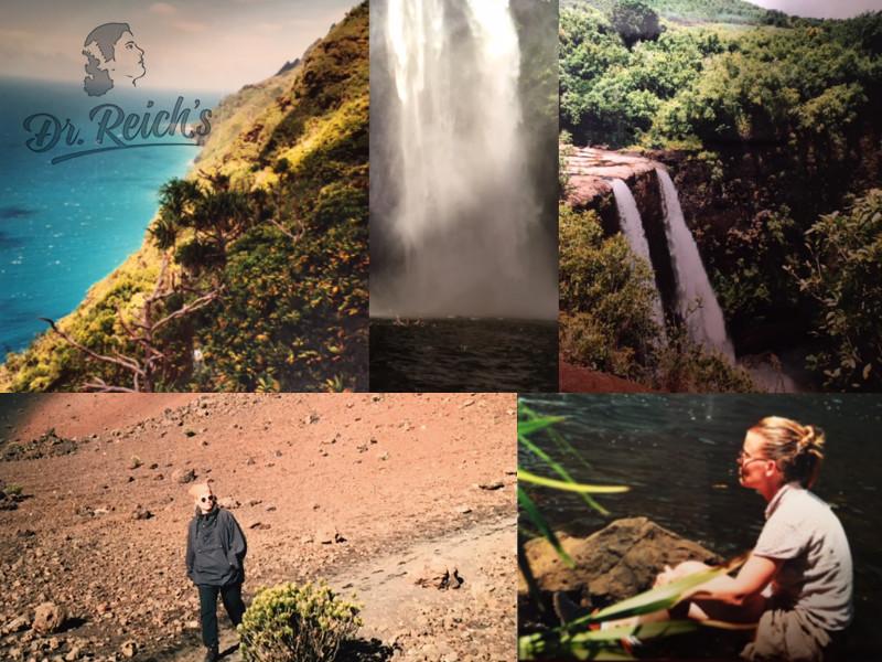 Dr Reichs Gesundheitstipp: Hang loose, Aloha Spirit