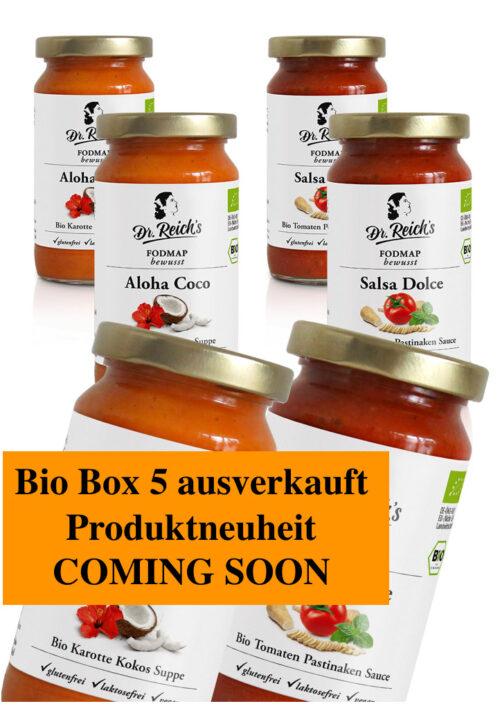 Bio Box 5 ausverkauft
