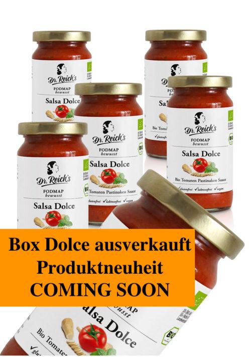 Bio Box dolce ausverkauft
