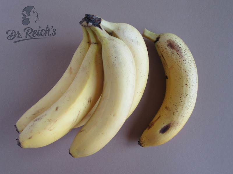 FODMAP News: Bananen high oder low FODMAP?