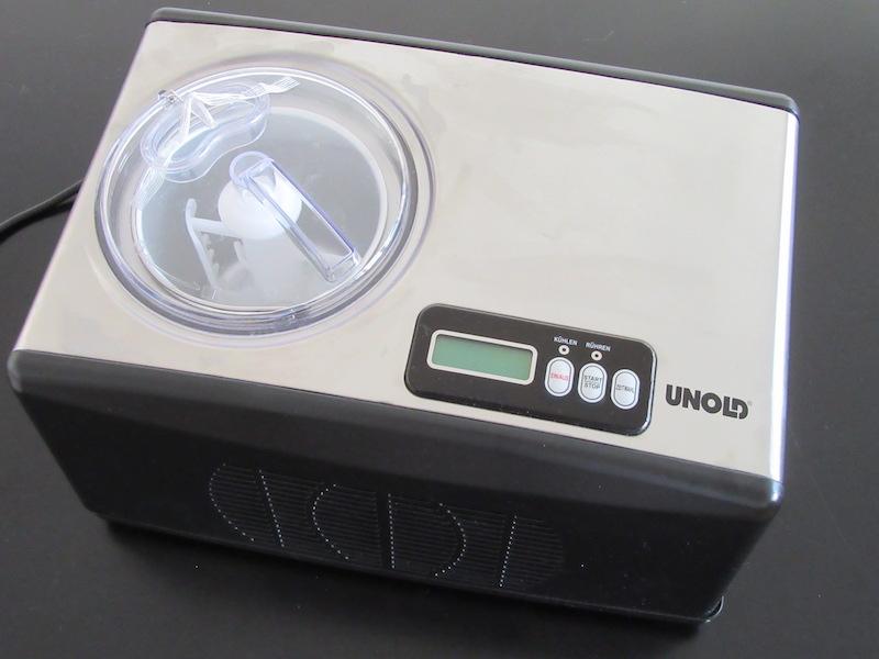 DrReichs FODMAP Eis Maschine