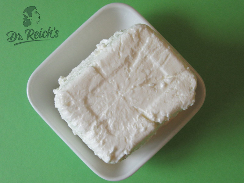 DrReichs Fodmap Kuchen ohne Mehl, laktosefreier Quark