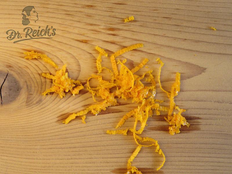 DrReichs FODMAP Kekse, Bio Orangen Zesten