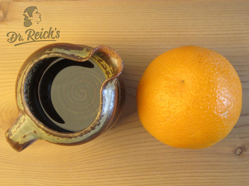 DrReichs FODMAP Kekse, Rapsöl und Bio Orange