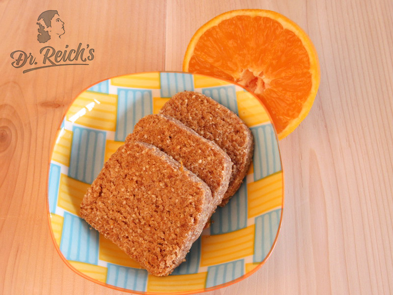 DrReichs FODMAP Kekse dekoriert