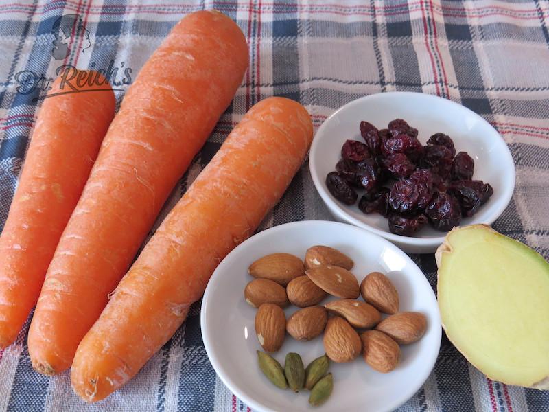 Dr Reichs Low FODMAP Mikrobiom Probiotic Snack Zutaten