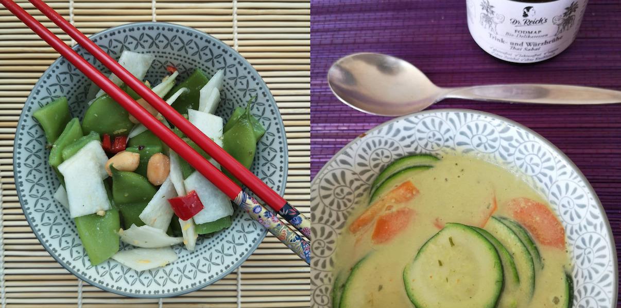 Mit Dr. Reich´s Thai Sabai kochen und würzen