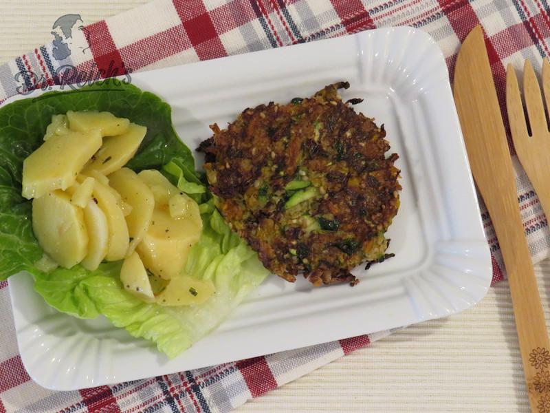 Fodmap Brot Zeit Dr Reichs Oktoberfest vegan Burger