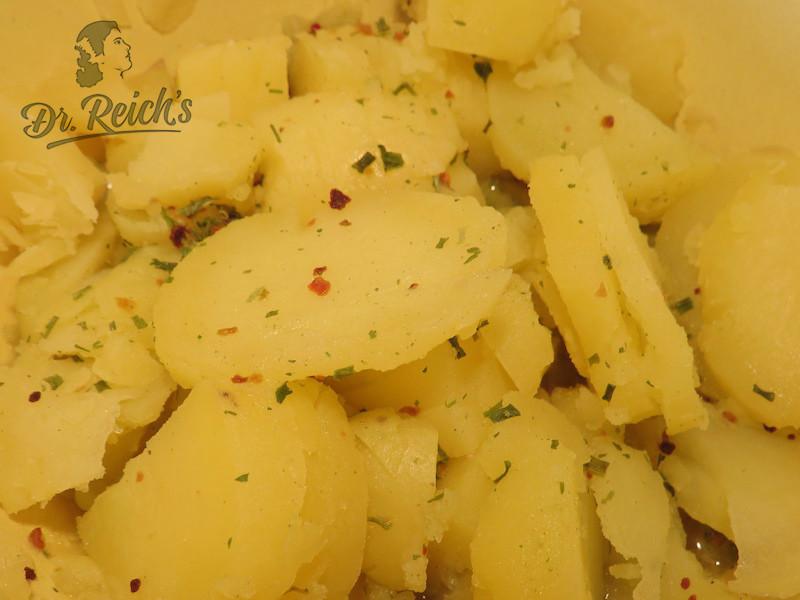 Fodmap Brot Zeit Dr Reichs Kartoffelsalat