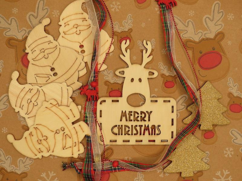 Weihnachten mit FODMAP die Deko