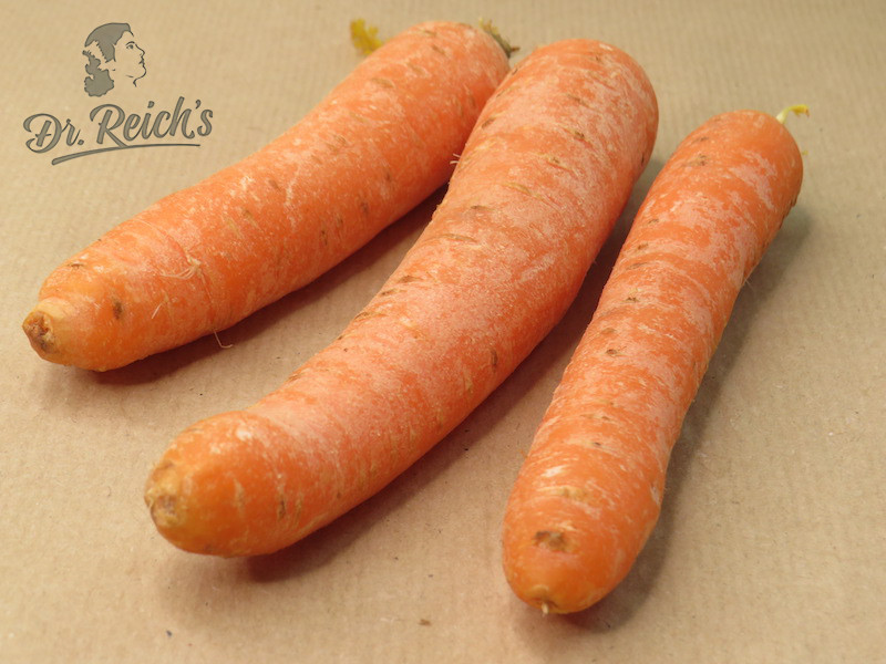 FODMAP arme Karotten