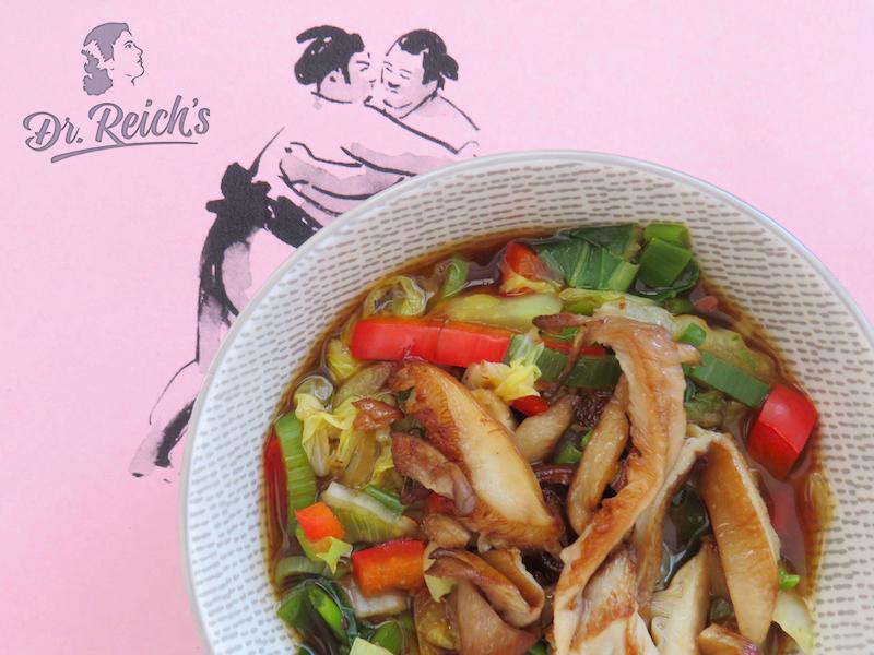 FODMAP Diet Sumo Chanko Nabe