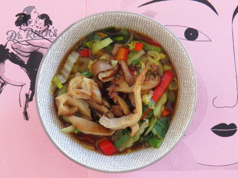 Dr. Reich´s FODMAP Diet Sumo Hot Pot